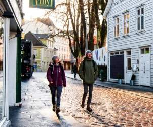 7 ting å gjøre i Bergen med venner
