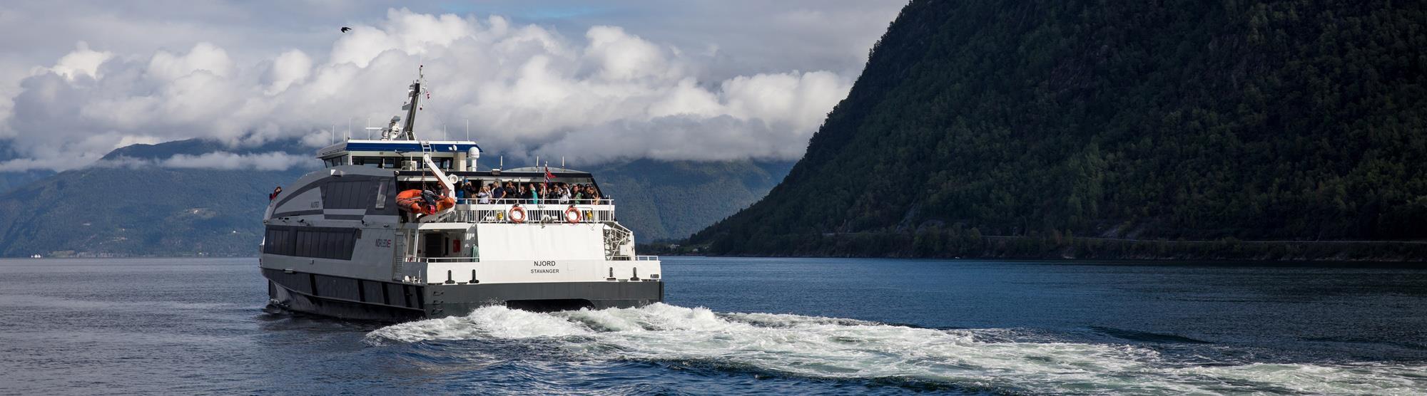 Four popular tours from Bergen