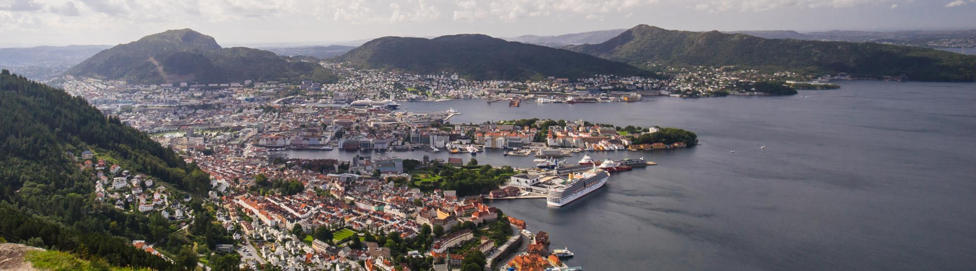 Flights to Bergen