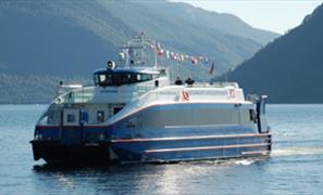 Durchblättern nach Bergen - Rosendal (Der Hardangerfjord-Express)