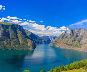 Durchblättern nach Wochenendtrip von Hamburg nach Bergen in Norwegen