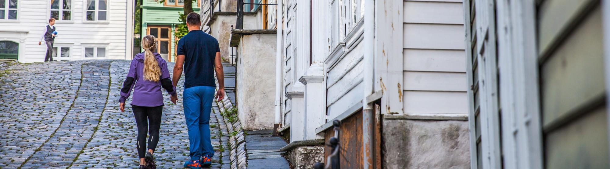 Weekend trips to Bergen