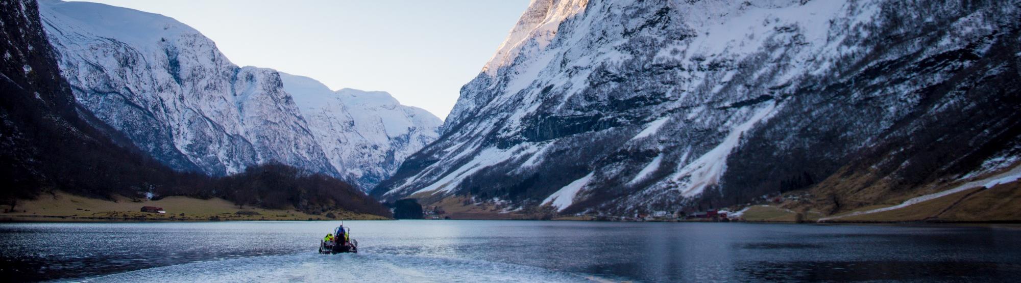 Hva er en fjord?