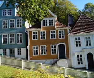 Thumbnail for Trehus i Bergen