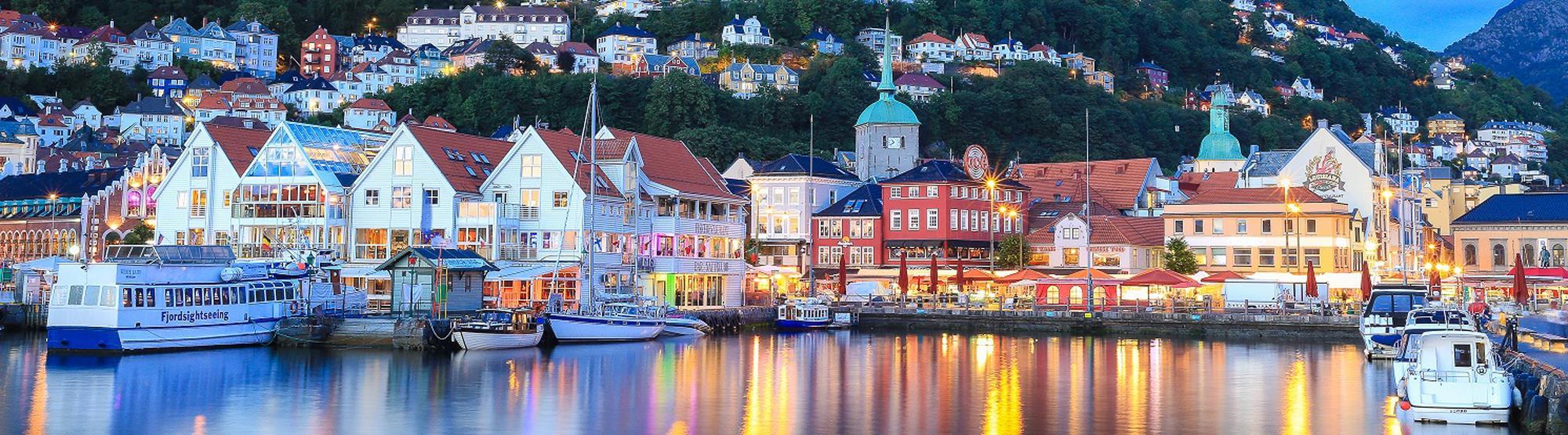 48 hours in Bergen