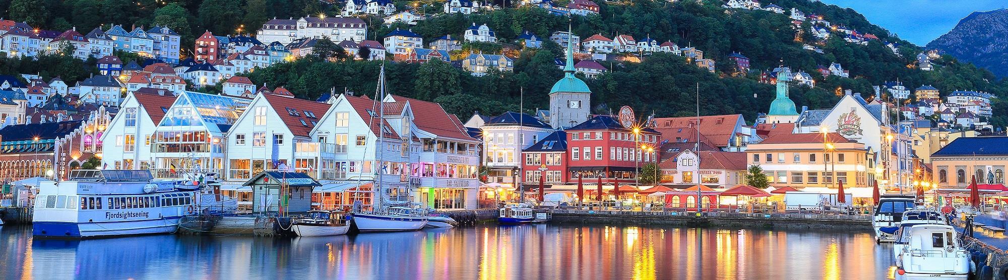 Topp 5 ting å gjøre i Bergen