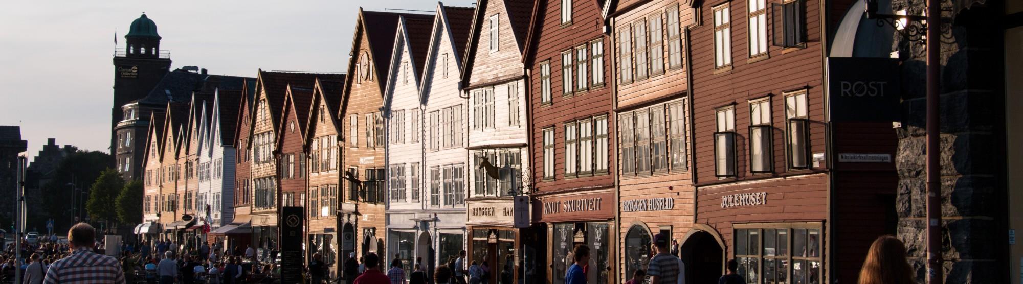 Things to do in Bergen - Bryggen