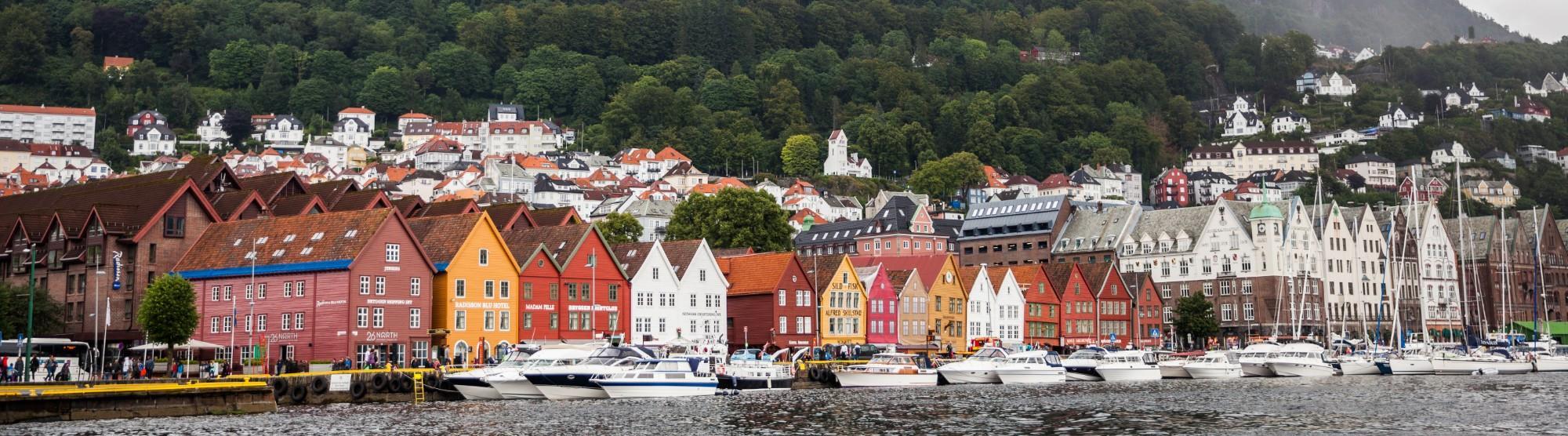 Topp 10 lister fra Bergen