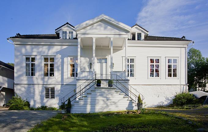 Fjordslottet Hotell - Nur 45 Minuten entfernt von der Stadt Bergen senter