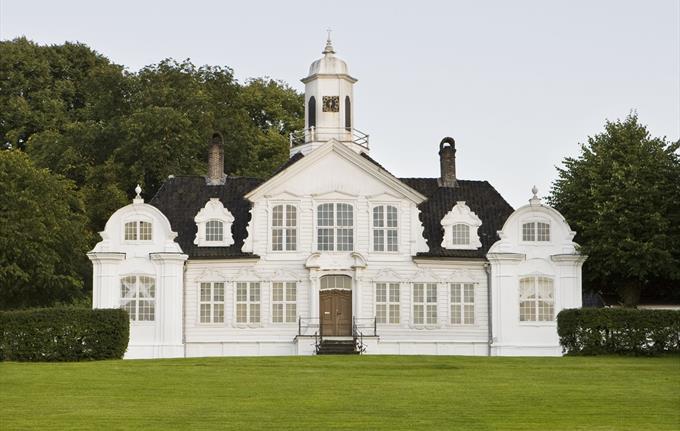 Damsgård Hovedgård – Bymuseet i Bergen