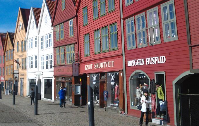 Bryggen Husflid A/S