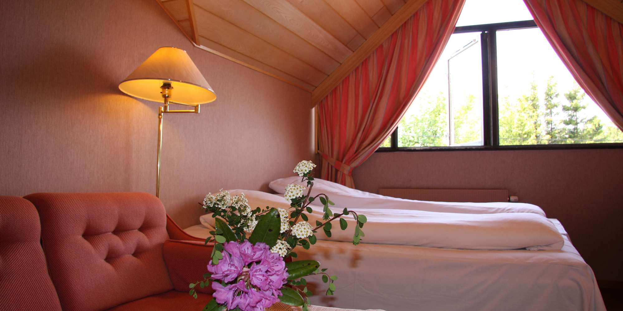 Alver Hotel - Dobbeltrom