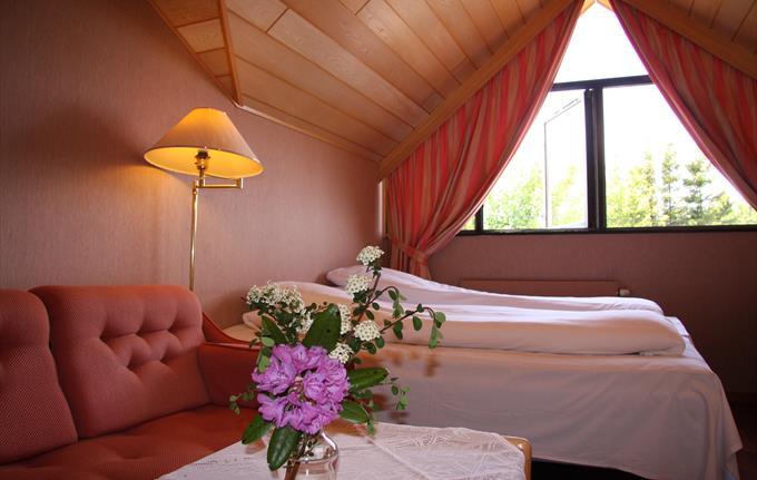 Alver Hotel - Doppelzimmer