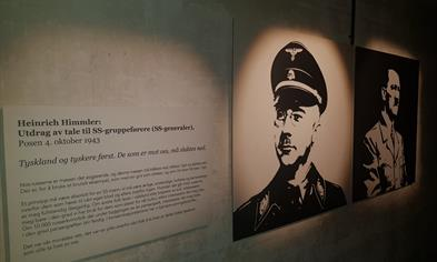 The Gestapo museum - «House of horror»