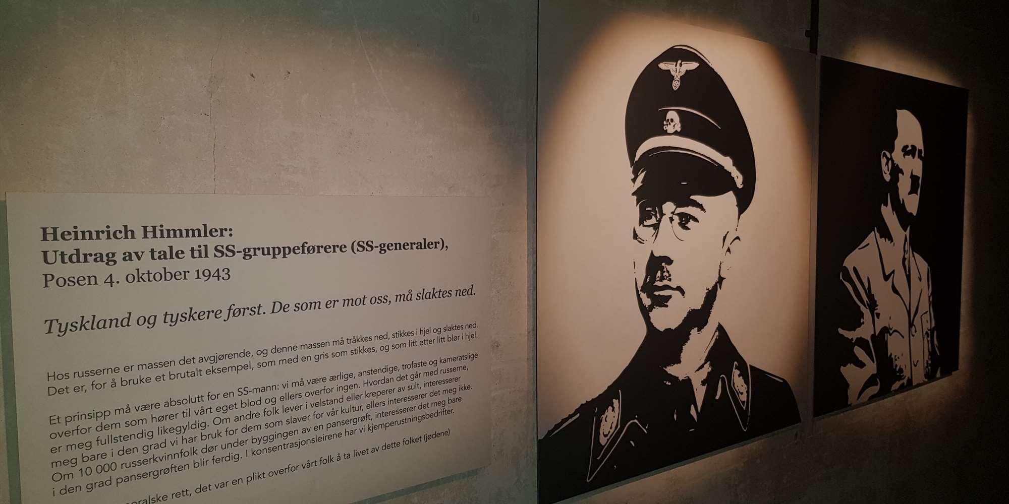 "Gestapomuseet - ""Skrekkens hus"""