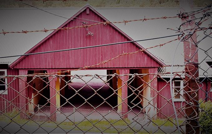 Espeland prison camp