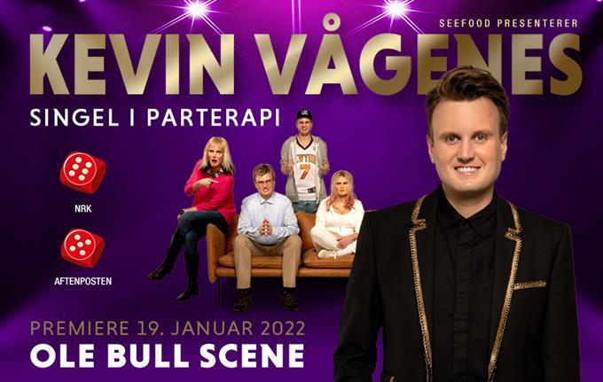 Kevin Vågenes - Singel i parterapi