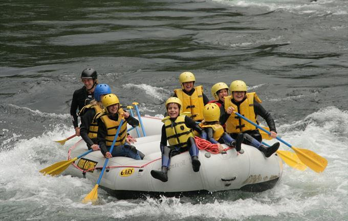 Voss Rafting Senter AS
