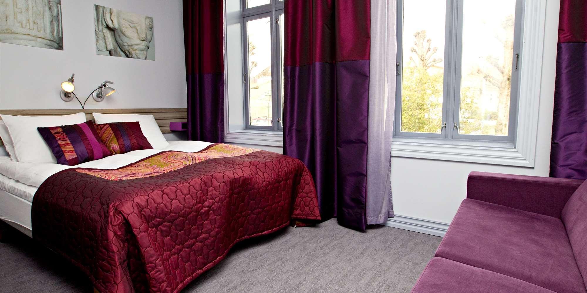 Klosterhagen Hotell - Doppelzimmer