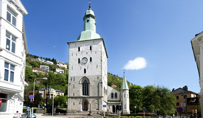 Bergen Domkirche
