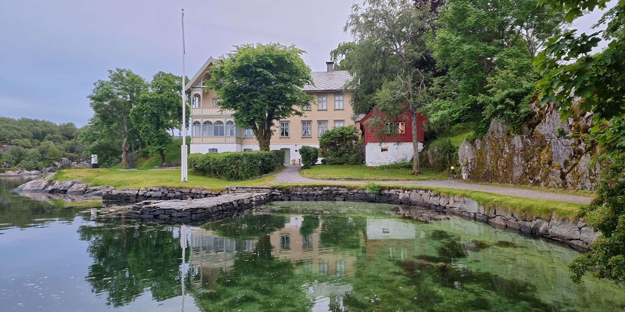 Skjerjehamn – handelstedet ved havet