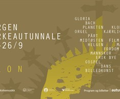 Bergen kirkeautunnale 22.-26.september