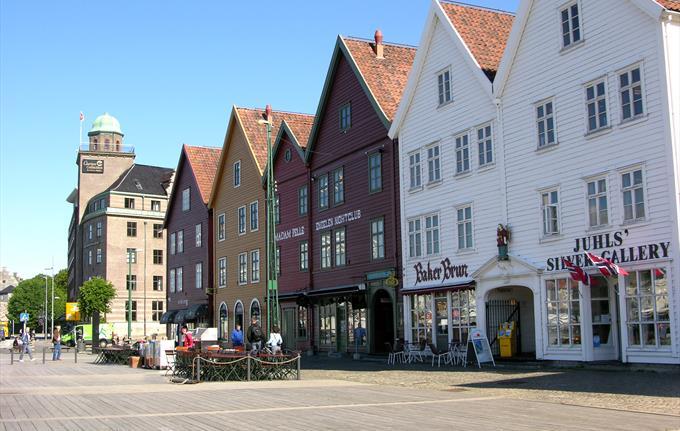 Clarion Collection Hotel Havnekontoret - Walking distance to town activities
