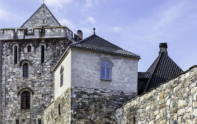 Rosenkrantztårnet (Turm) – Bymuseet i Bergen