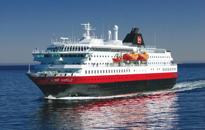 The Norwegian Costal Voyage