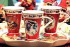 Julekopper på Julehuset