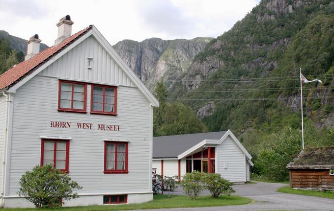 Bjørn West Museum