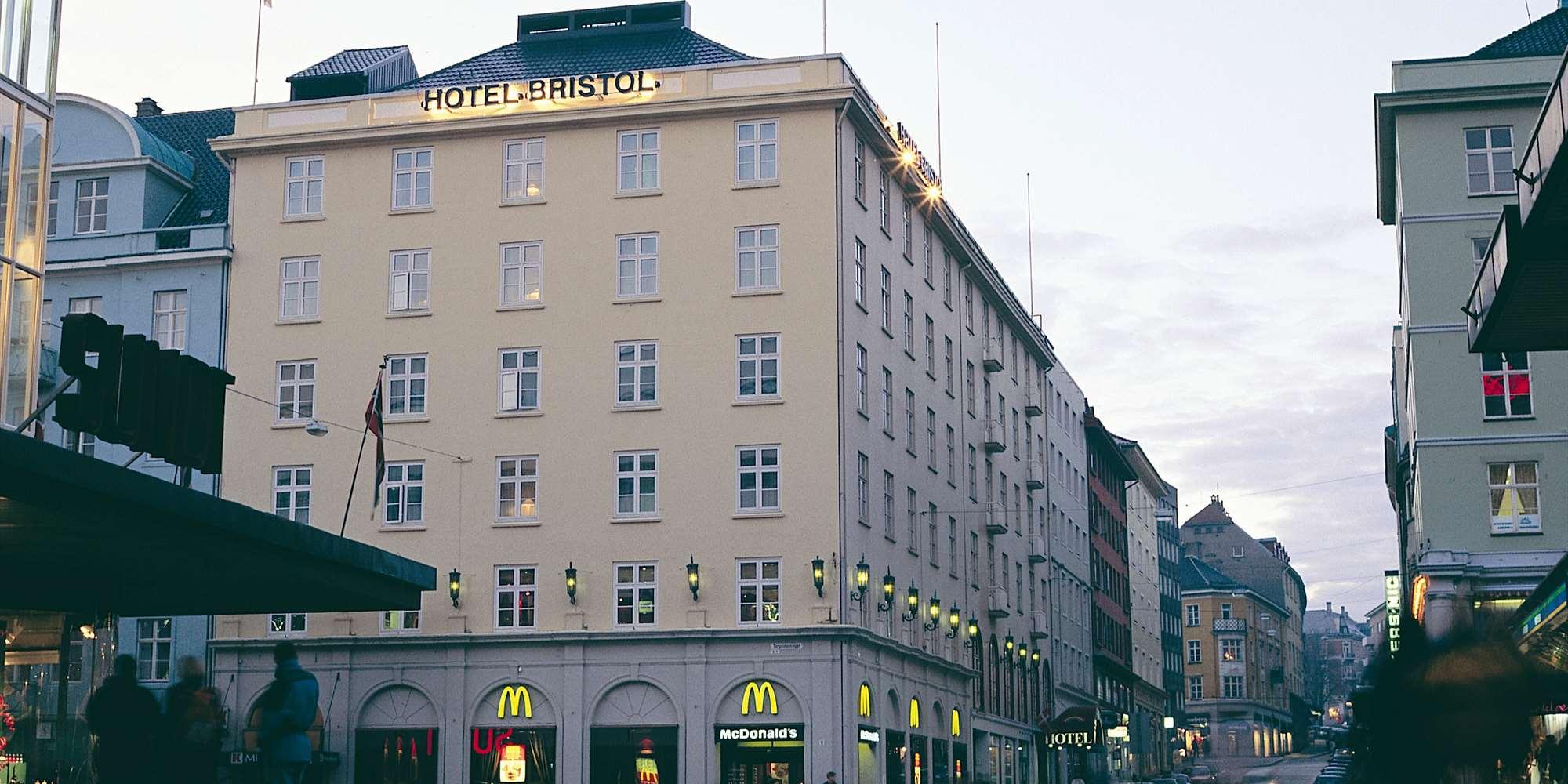 Thon Hotel Bristol - Direkt im Zentrum ab Bergen