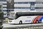 Kystbussen - reasonable and frequent departures.
