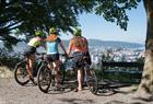 See Bergen from your bike