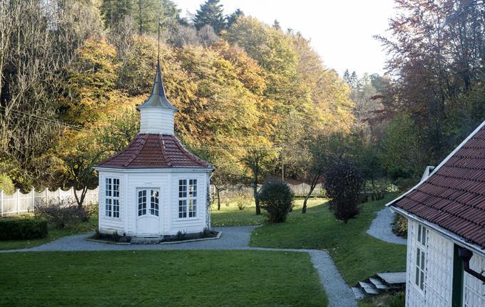 Alvøen Country Manor - Bergen City Museum