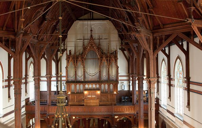 Orgelkonsert  AVE MARIA