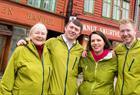 Norwegian Guide Service på Bryggen