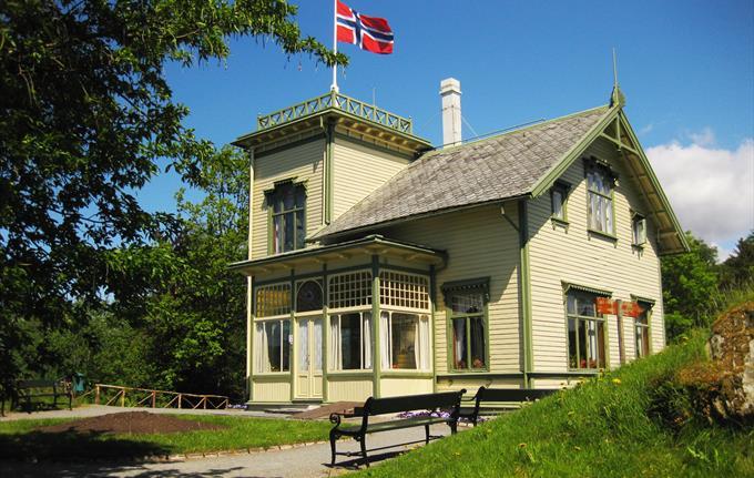 Bilvandring: Bergen - Fana – Os - rundturen