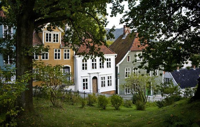 Gamle Bergen Museum - Bymuseet i Bergen