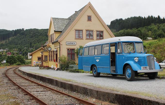 The Old Voss Steam Railway Museum