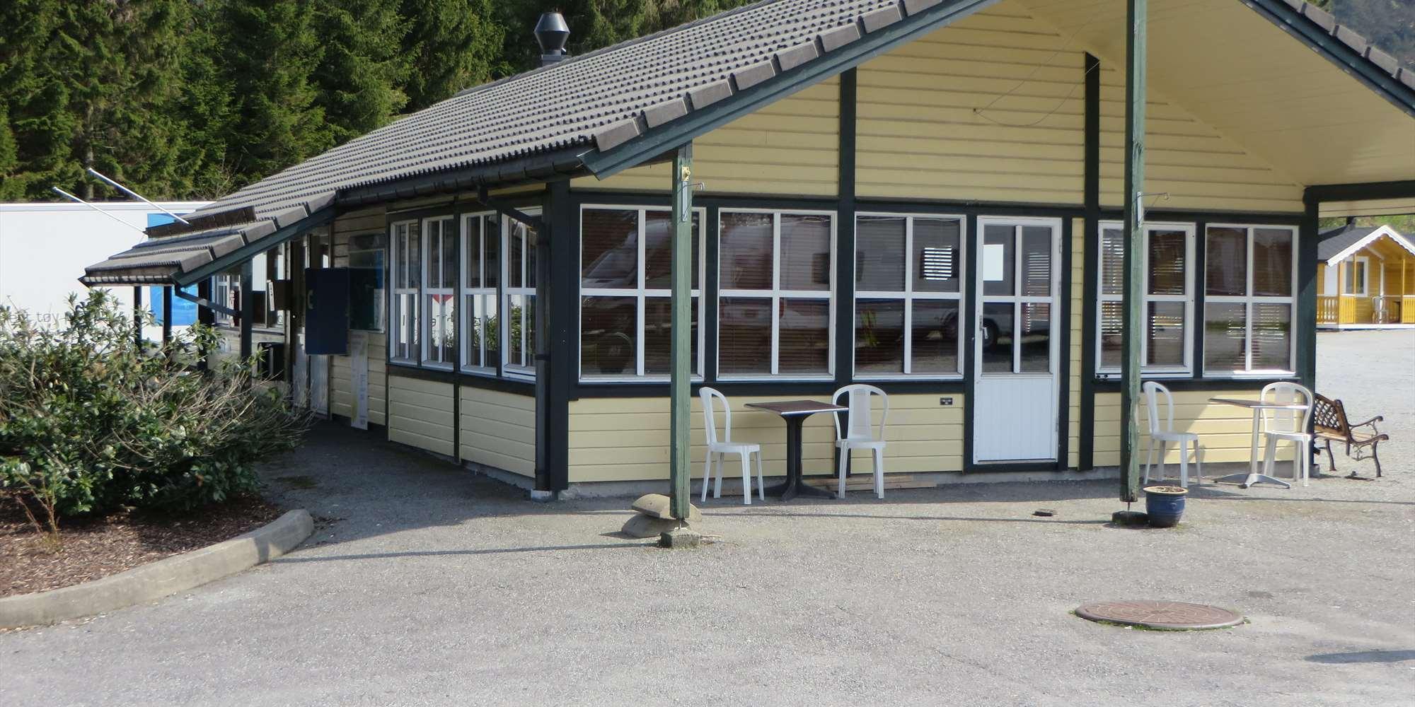 Bergen Camping Park - Resepsjon
