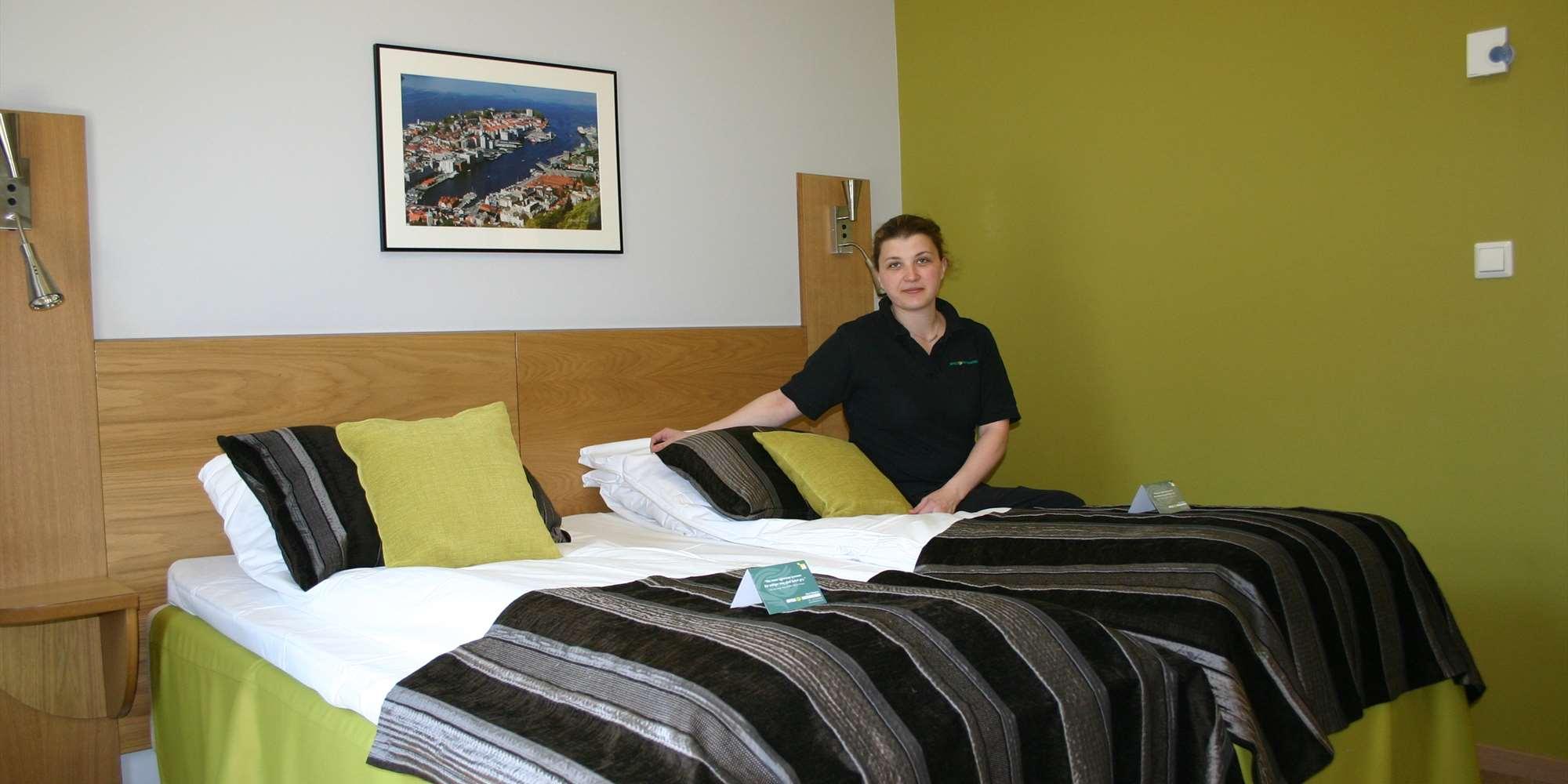 BEST WESTERN PLUS Hotell Hordaheimen - Superior-zimmer