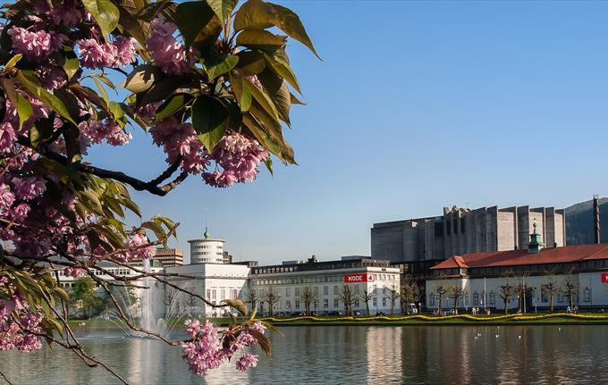 KODE Kunstmuseen sind in Bergen Stadtzentrum entfernt.