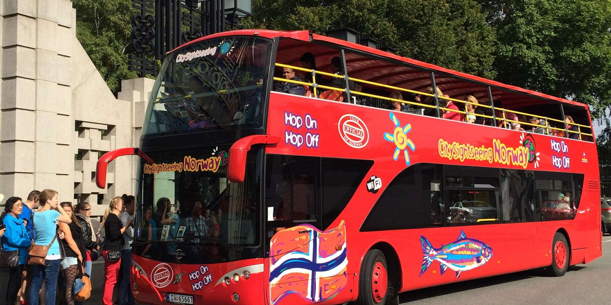 City Sightseeing Hop On - Hop Off