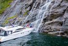 Privat båttur til Modalen - vakker natur