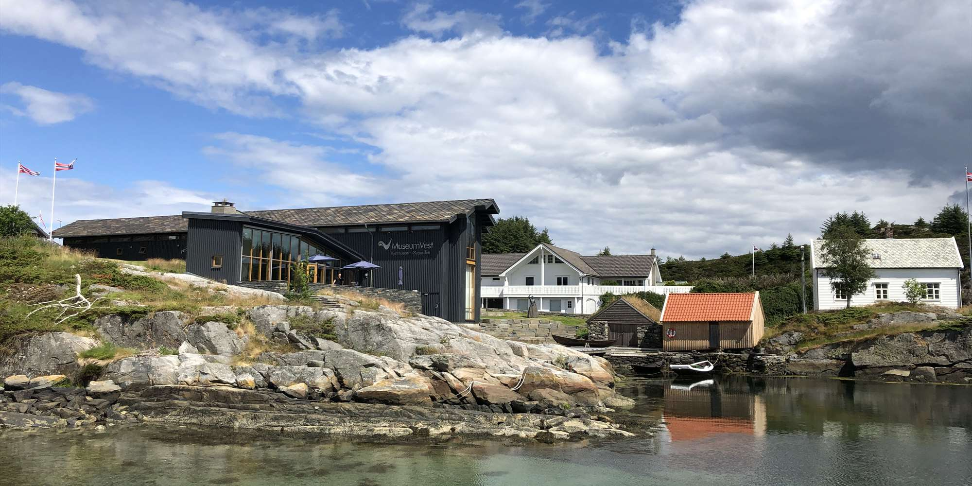 The Coastal Museum, Øygarden