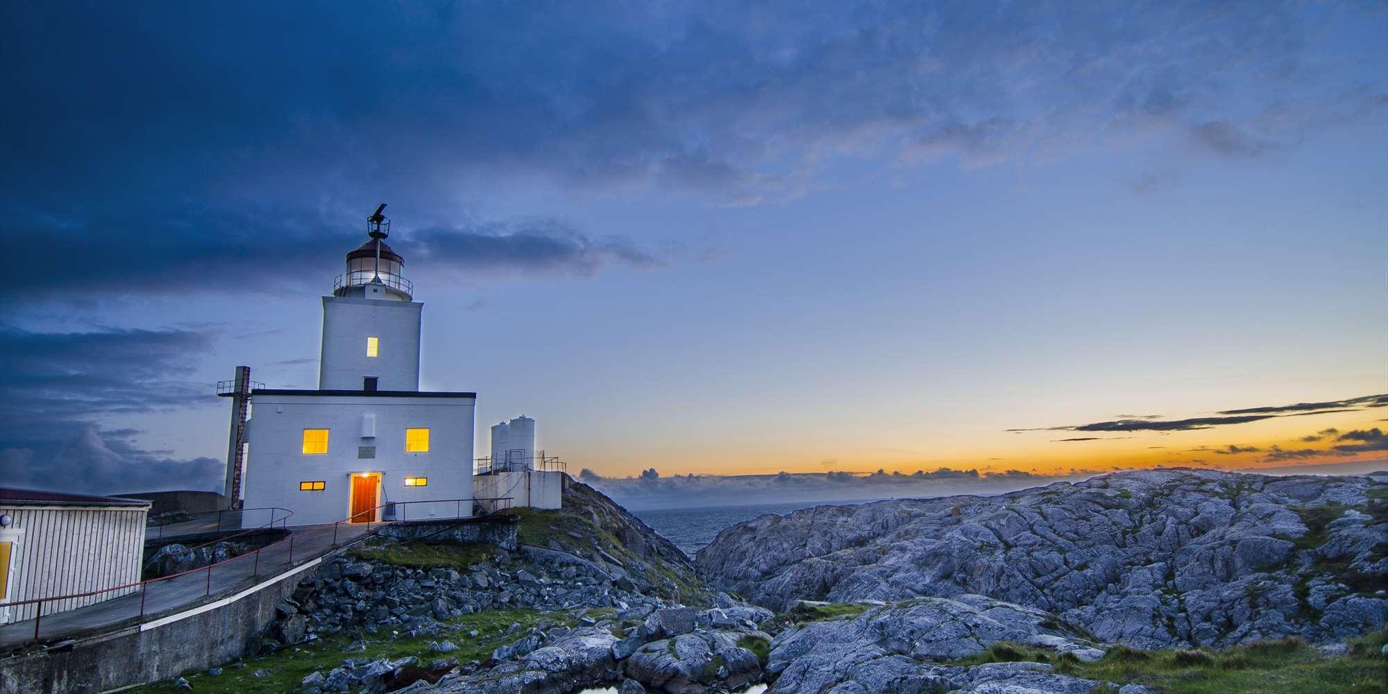 Marstein Lighthouse