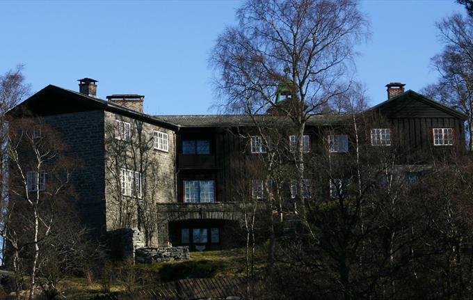 Harald Sæverud Museum Siljustøl