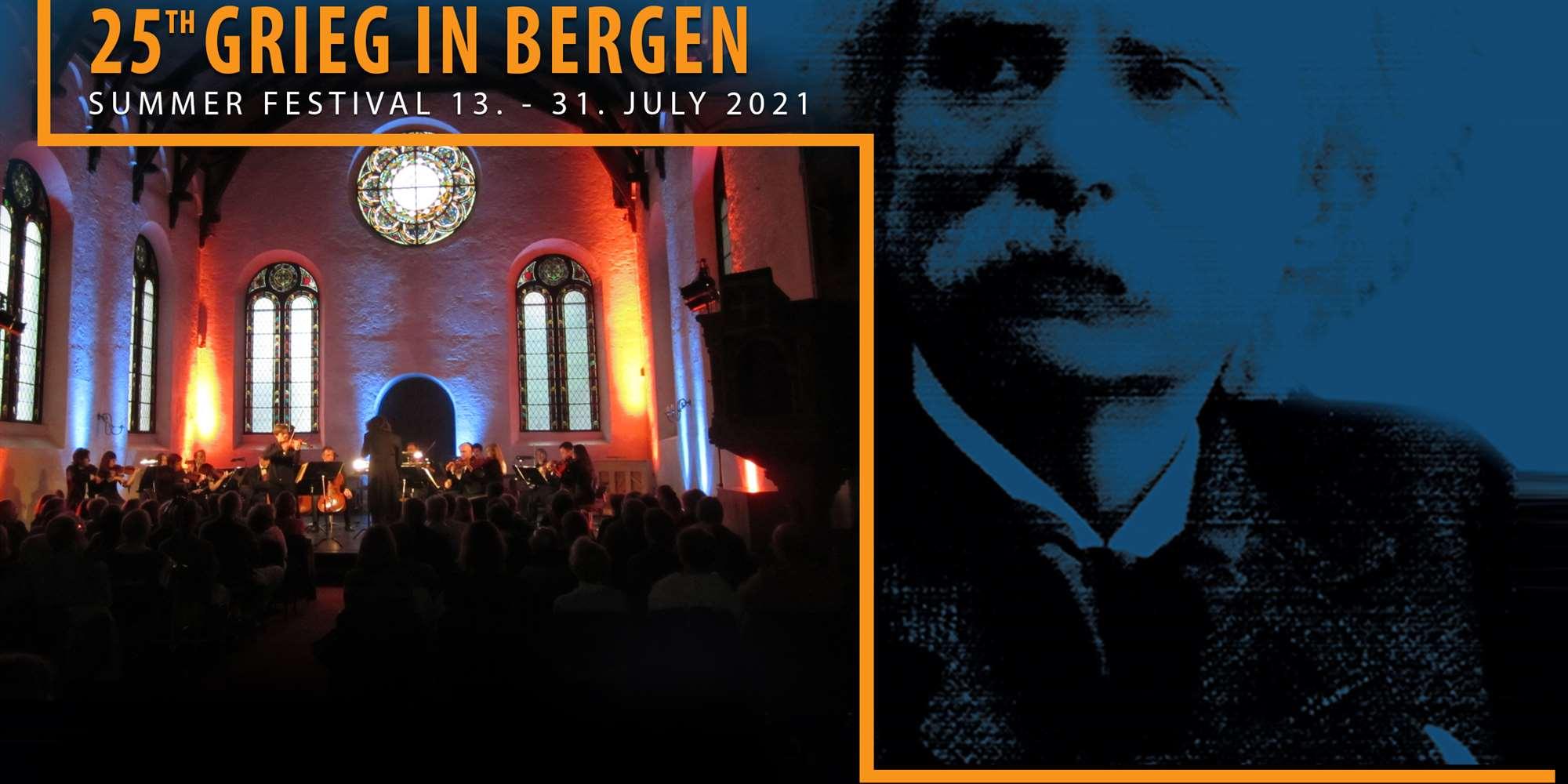 Grieg in Bergen