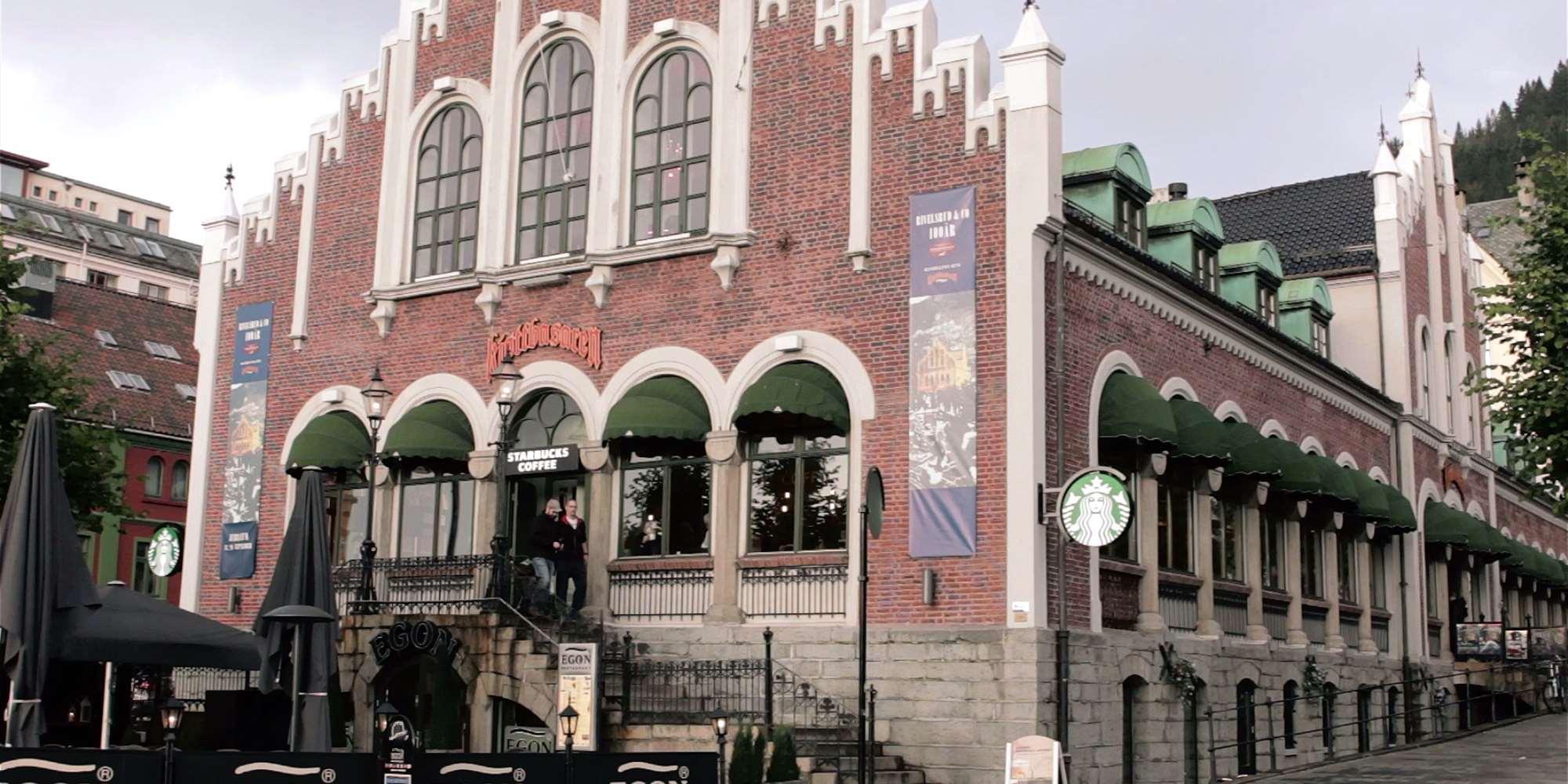 Starbucks Kjøttbasaren